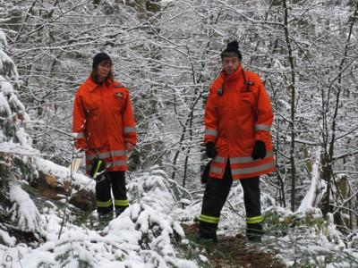Sicherungsposten der Feuerwehr Zwingenberg